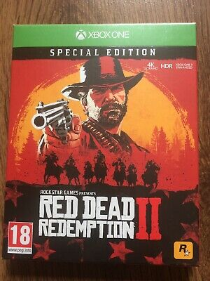 Red Dead Redemption 2 Xbox One Special Edition Brand New Sealed Cheapest 🔥🔥🔥