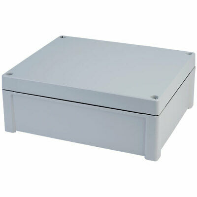 Fibox TA292411 Grey ABS Cover 289 x 239 x 107mm