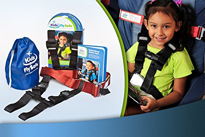 Restraint System FAA Approved Child Safety Device Child Airplane Travel Harness