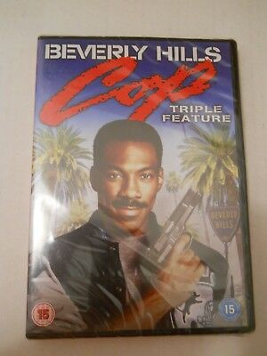 Eddie Murphy,-Beverly Hills Cop: Triple Feature  (UK IMPORT)  DVD **NEW**