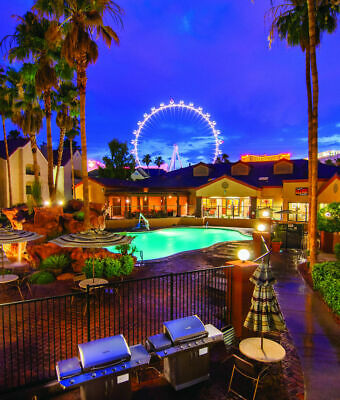 Holiday Inn-Club At Desert Las Vegas-Gold Crown ~ 1 BD  Floating Week 6-18