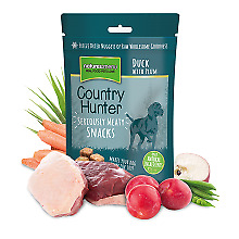 Natures - Country Hunter Freeze Dried Duck with Plum Dog Snacks - 50g