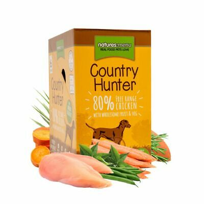 Natures - Country Hunter Free Range Chicken Dog Pouches - 150g