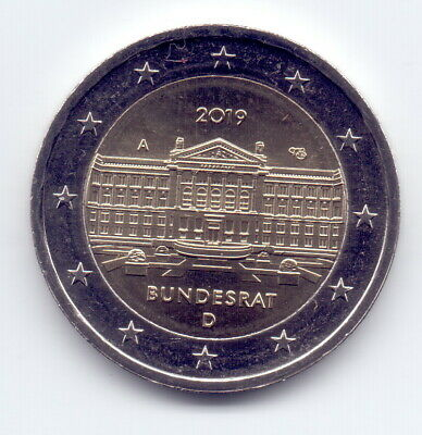 BRD-2 Euro-2019A-Bundesrat-top