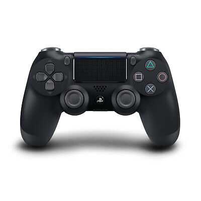 Sony PlayStation 4 PS4 Dual shock Wireless / USB Control - Jet Black (CUH-ZCT2U)