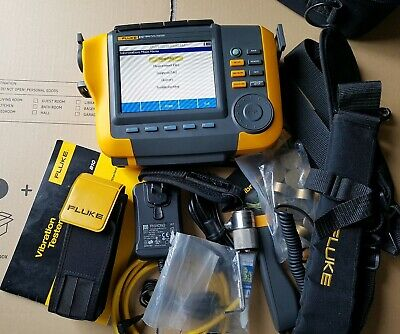 Fluke 810 Vibration Analyser. In used working condition