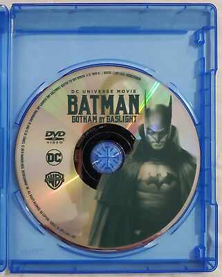 BATMAN: GOTHAM BY GASLIGHT (2018) DVD - Disc Only
