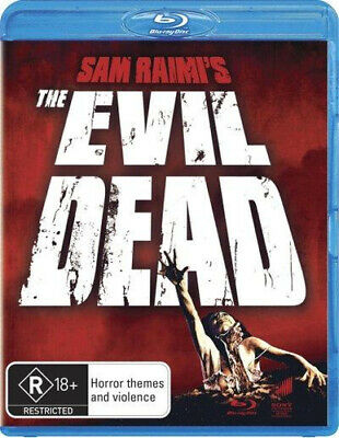 NEW The Evil Dead Blu Ray Free Shipping