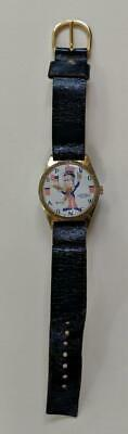 ca. 1960 s VINTAGE SPIRO AGNEW CAMPAIGN WATCH 39th US VICE PRESIDENT, RESIGNED
