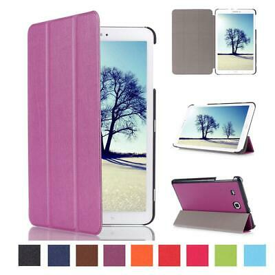For Samsung Galaxy Tab A 10.1 SM-T580 T585 Tablet Smart PU Leather Flip Case
