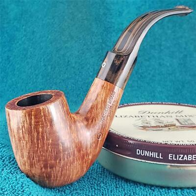 NEW UNSMOKED NORTHERN BRIARS Ian Walker PREMIER 3/4 BENT FREEHAND Estate Pipe