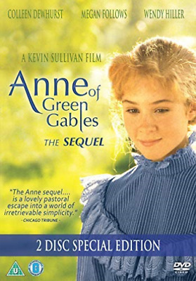 Anne Of Green Gables The Sequel (UK IMPORT) DVD [REGION 2] NEW