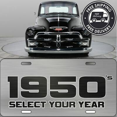 CLASS OF 1958 LICENSE PLATE FRAME FITS CHEVY FORD MOPAR