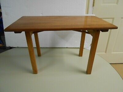 Scarce Vintage Doll/Children's Folding Table Paris Manufacturing No. 6
