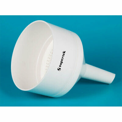 RVFM Polypropylene Buchner Funnel 130mm Diameter