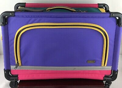 """Tutto Case With Wheels 20""""x 12.5""""x8.5"""" (Parts Only)"""