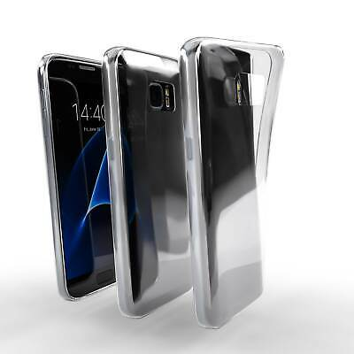 For Samsung Galaxy S7 Exynos Case Shock Proof Clear Silicone Bumper Cover