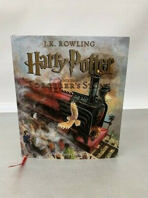 Harry Potter and the Sorcerer's Stone 1 by J. K. Rowling (2015, Hardcover)