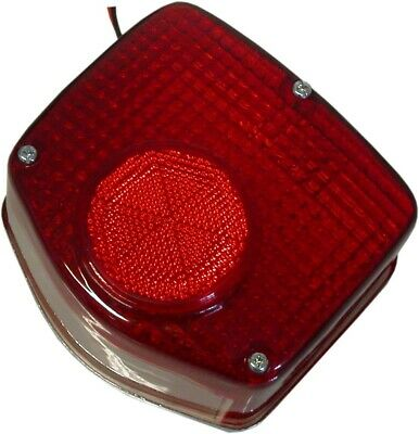 Taillight Complete For Honda CD 200 TA/TB Benly 1986