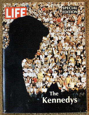 1968 Life Magazine Special Edition The Kennedys