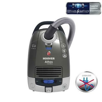 HOOVER ATC18LI Aspirateur traineau sans sac - Batterie Lithium HD - 72 dB - 5 L