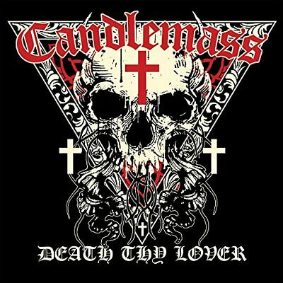 Candlemass - Death Thy Lover (Ltd.Edt.EP) CD napalm records NEU