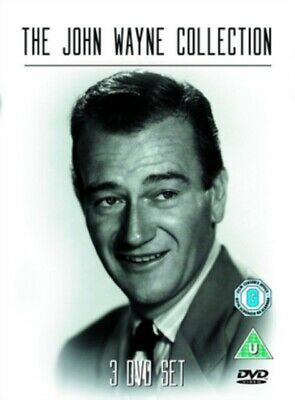 NEW John Wayne - Mclintock / Angel And The Badman / His Private Secretary DVD