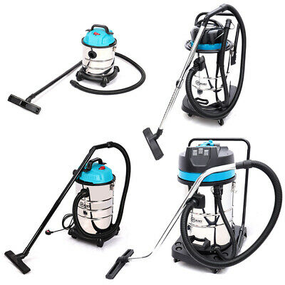 3000W Wet and Dry Vacuum Cleaner Stainless Steel Container Blower Workshop New
