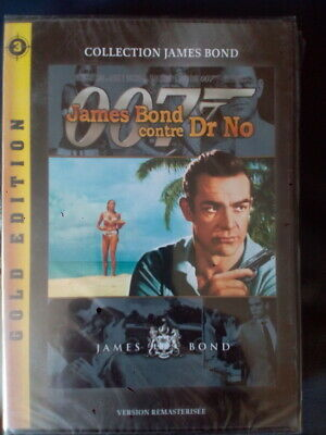 C16 DVD Collection Gold Edition James BOND 007 contre Dr NO Sean CONNERY ANDREW