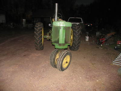 JOHN DEERE 70 Tractor runs good, with Power steering, with 3 point