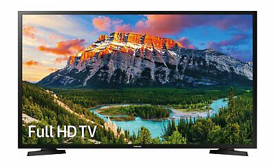 Samsung UEN5300AKXXU 32 Inch 1080p Full HD Smart WiFi LED TV - Black.