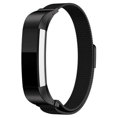 Milanese Loop Stainless Steel Watch Band Uhrenarmband für Fitbit Alta TH630