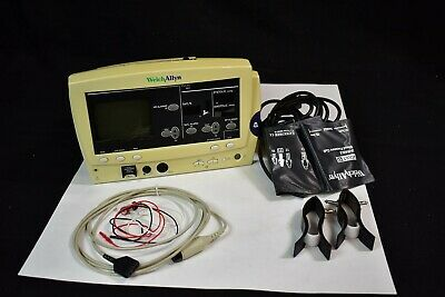 Welch Allyn 6200 Patient Monitor For Medical Vital Signs Monitoring - Low Price