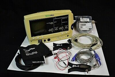 Welch Allyn 6200 Medical Patient Monitor For Vital Signs Monitoring - Low Price