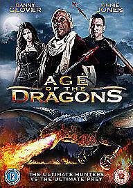 Age of the Dragons [DVD] [2010], New, DVD, FREE & Fast Delivery