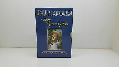 2019 Anne of Green Gables The Collection DVD 3 Movie Boxset New and Sealed