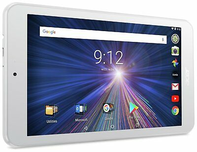 Acer Iconia One 8 Inch 16GB Android WiFi Tablet - White