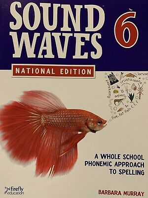SOUND WAVES Year 6 National Edition Student Book By Barbara Murray