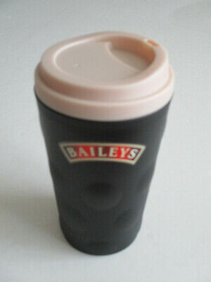 "Baileys ""To Go""  Mug Becher Thermobecher Thermo NEU"