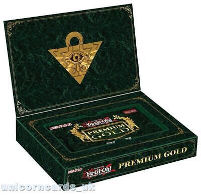 Yu-Gi-Oh! Premium Gold Pack 2014 1st Edition New and Sealed Box - 15 Cards!