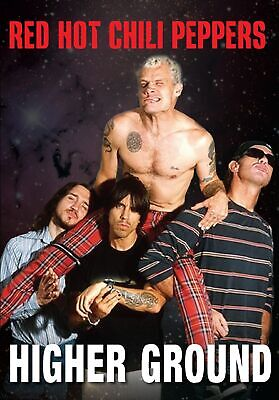Red Hot Chili Peppers - Higher Ground - Dvd - New