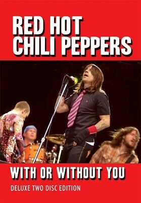 Red Hot Chili Peppers - With Or Without You - DVD - New