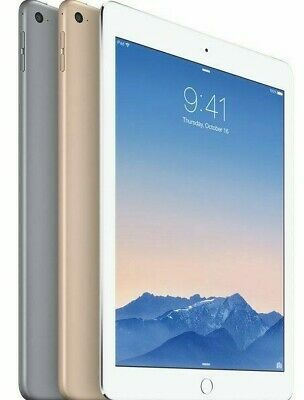 Apple iPad Air 2 - 16GB - 128GB - Wi-Fi + Cellular - Space Gray - Silver - Gold