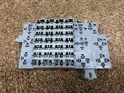 70's 80's vw rabbit pickup oem fuse box 175