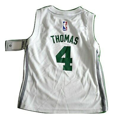 pretty nice 229cd be042 ISAIAH THOMAS BOSTON Celtics #4 Jersey - $43.99 | PicClick