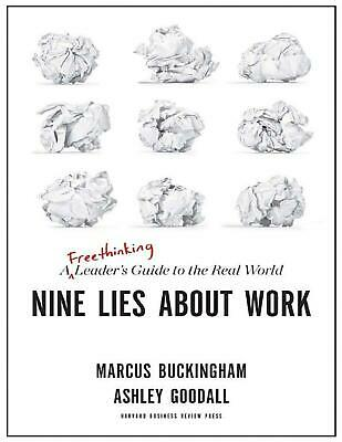 Nine Lies About Work by Marcus Buckingham (E-B0K&AUDI0  MAILED) #14