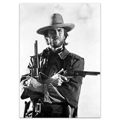 THE OUTLAW JOSEY Wales Lobby Card Movie Poster Clint