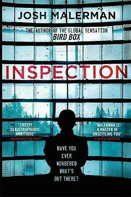 Inspection by Josh Malerman Paperback Book Free Shipping!