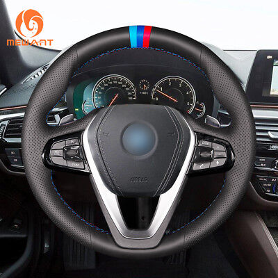 Steering Wheel Cover Wrap Around Sewing DIY for BMW G30 530i 540i 520d 530e G32