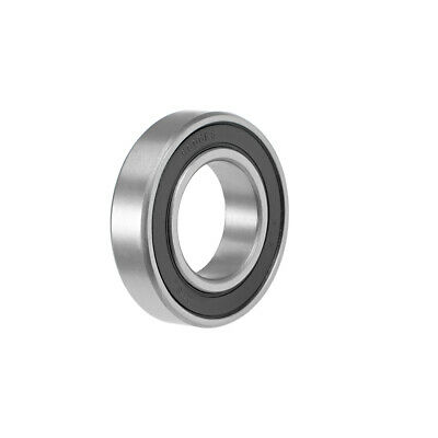6006-2RS Ball Bearing 30x55x13mm Double Sealed ABEC-3 Bearings